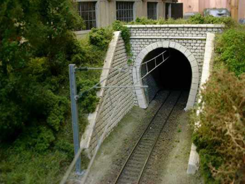 ENTREE DE TUNNEL